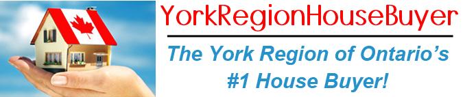We Buy Houses In Regional Municipality of York